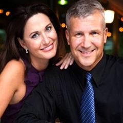 A mature couple, portrait --- Image by © Sean Russell/fstop/Corbis